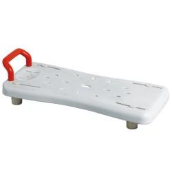 Planche de bain ergonomique