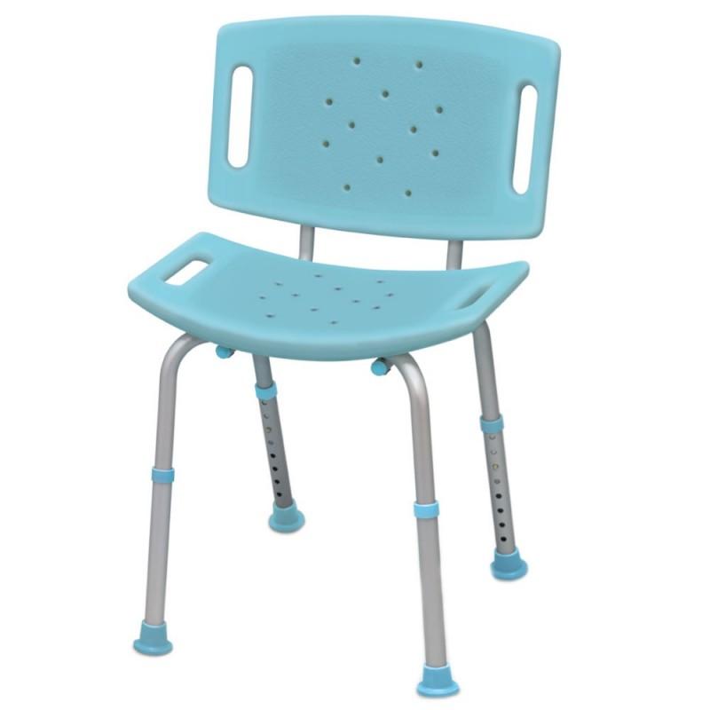 chaise de bain avec dossier color 39 life pharma express by novomed group. Black Bedroom Furniture Sets. Home Design Ideas