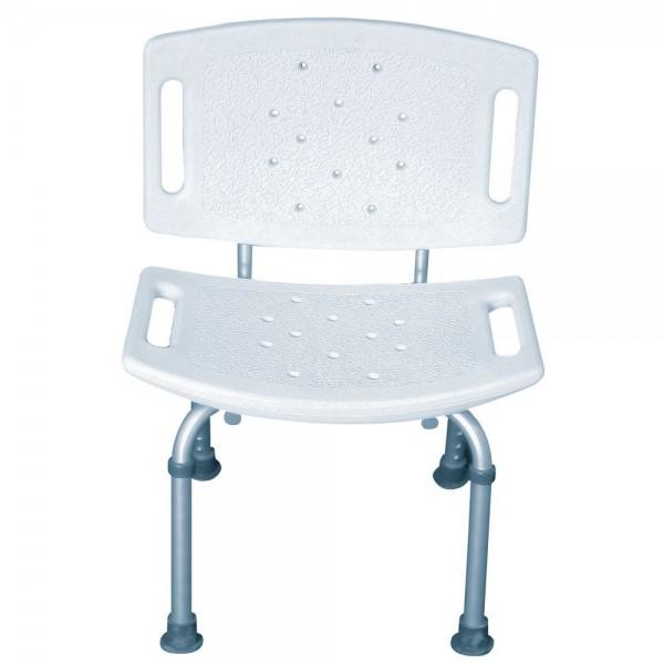 chaise de bain avec dossier pharma express by novomed group. Black Bedroom Furniture Sets. Home Design Ideas